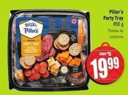 Piller's Party Tray 850 g