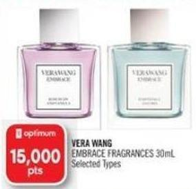 Vera Wang Embrace Fragrances