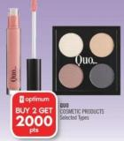 Quo Cosmetic Products
