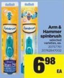 Arm & Hammer Spinbrush