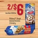 Pillsbury Dough - 318-468 g