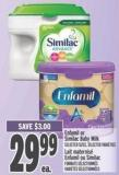 Enfamil Or Similac Baby Milk