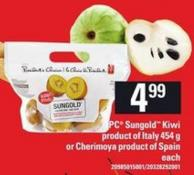 PC Sungold Kiwi - 454 G Or Cherimoya