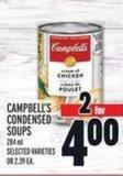 Campbell's Condensed Soups 284 ml