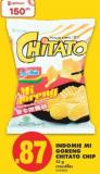 Indomie Mi Goreng Chitato Chip - 55 g