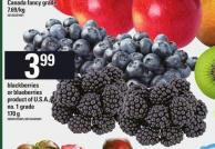 Blackberries Or Blueberries - 170 g