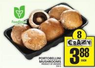Portobellini Mushrooms