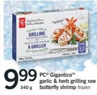 Pc Giganticotm Garlic Herb Grilling On Sale Salewhale Ca