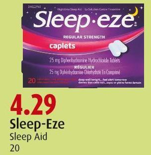 Sleep-eze Sleep Aid 20