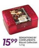 Sensations By Compliments Biscuit Collection