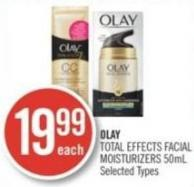 Olay Total Effects Facial Moisturizers 50ml