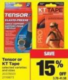 Tensor Or Kt Tape
