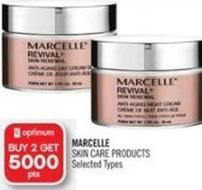 Marcelle Skin Care Products