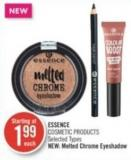 Essence Cosmetic Products