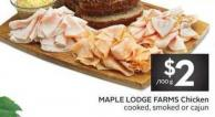 Maple Lodge Farms Chicken