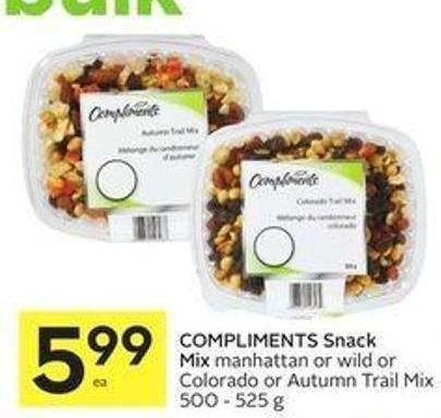 Compliments Snack Mix