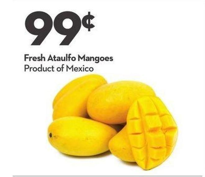 Fresh Ataulfo Mangoes