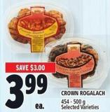Crown Rogalach
