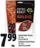 Central Roast Snacks 210 - 270 G