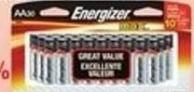 Max 'Aa' Batteries - 30-pk