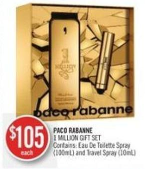 Paco Rabanne 1 Million Gift Set