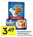 Pillsbury Ready To Bake Dough Selected 454-496 g