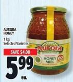 Aurora Honey