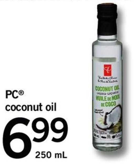 PC Coconut Oil - 250 Ml