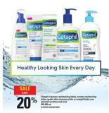 Cetaphil Cleanser - Moisturizing Lotion - Eczema Moisturizing Lotion Gentle Skin Cleansing Cloth Or Cetaphil Baby Care - 230-430 Ml