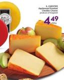 Il Chester Applewood Smoked Cheddar Cheese