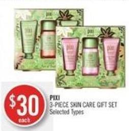 Pixi 3-piece Skin Care Gift Set