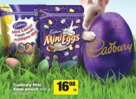 Cadbury Mini Eggs Pouch - 943 G