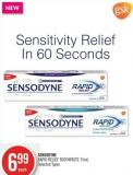 Sensodyne Rapid Relief Toothpaste 75ml