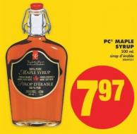 PC Maple Syrup - 500 mL