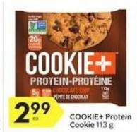 Cookie+ Protein Cookie