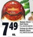 Madame Chèvre Goat Cheese 170 g