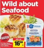 PC Blue Menu Wild Nova Scotian Sea Scallops - 400 g