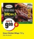 Grace Chicken Wings 750 g