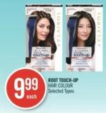 Root Touch-up Hair Colour
