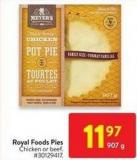 Royal Foods Pies 907 g