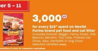 Nestlé Purina Brand Pet Food And Cat Litter