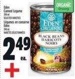 Eden Canned Legume 398 ml