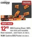 Cookina Bbq Cooking Sheet
