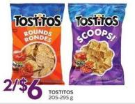 Tostitos 205-295 g