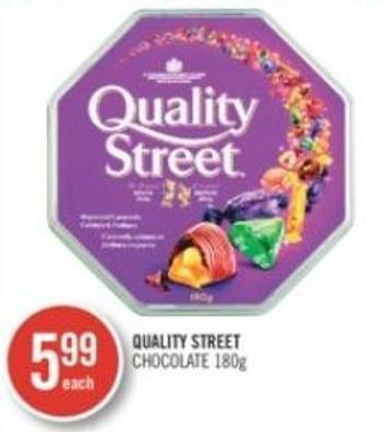 Quality Street Chocolate 180 g