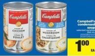 Campbell's Condensed Soup - 284 mL