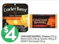 Wellness Cracker Barrel Cheese