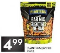 Pantry Planters Bar Mix 550 g