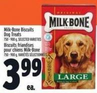 Milk-bone Biscuits Dog Treats 750 - 900 g