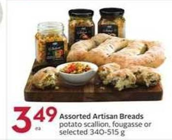 Assorted Artisan Breads
